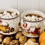 Hot Chocolate to invite Santa