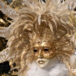 LuxUpYour Mask at the Carnival in Venice