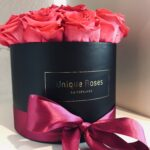 LuxUpYour Valetine with Preserved Roses