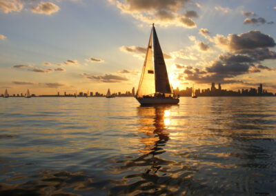 Chicago_Come Sailing Veleiro