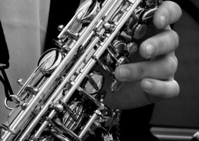 Chicago_Saxophone Detalhe 2